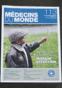 Travail d'exécution pour Médecins du Monde