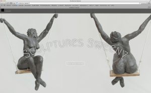 """<a href=""""http://sculptures-sweeny.fr"""">Site web : www.sculptures-sweeny.fr </a>"""
