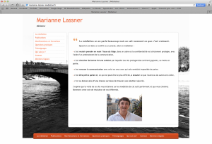 "<a href=""http://marianne-lassner-mediation.fr"">Site web : www.marianne-lassner-mediation.fr   </a>"