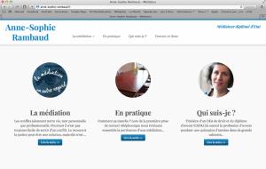 "<a href=""http://anne-sophie-rambaud.fr"">Site web : www.anne-sophie-rambaud.fr   </a>"