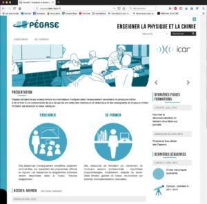 Projet Pégase - ENS de Lyon